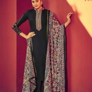 Indian Lawn Salwar Kameez Set
