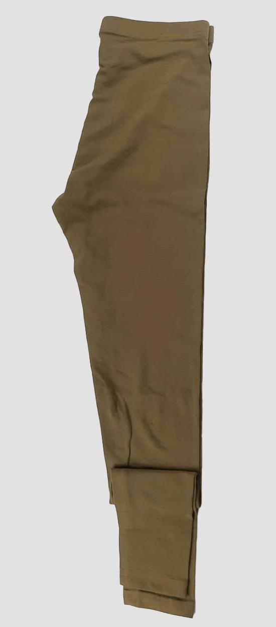 Leggings For Girls LTLE-10(Olive)