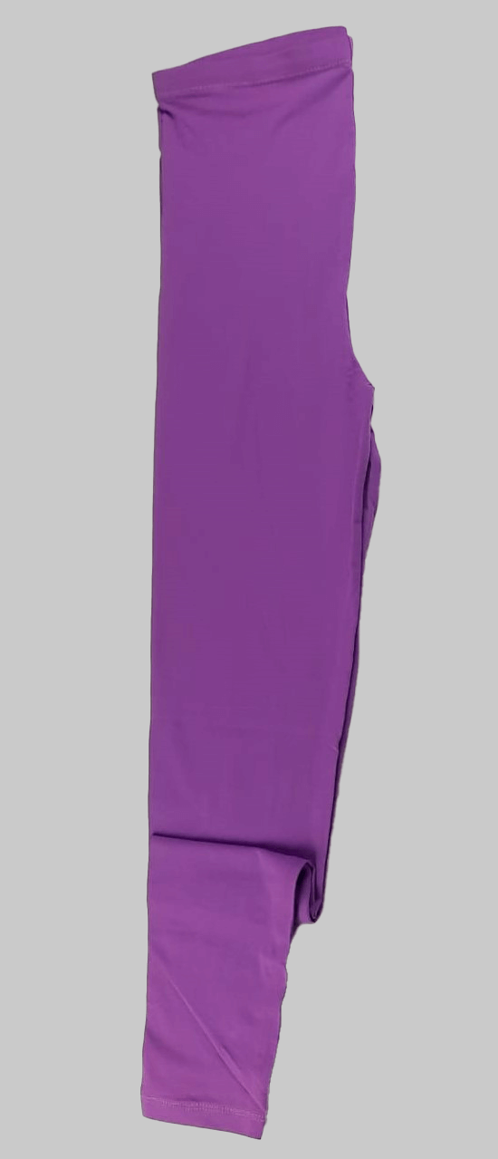Leggings For Girls LTLE-6(Violet)