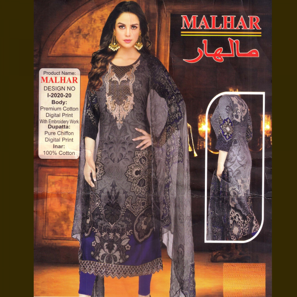 Malhar Digital Print -MAL-20